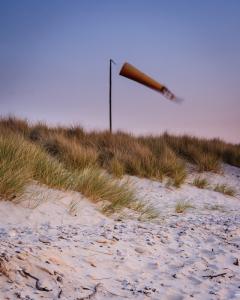Wind Sock, Findhorn