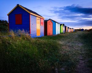 Hopeman Beach Huts